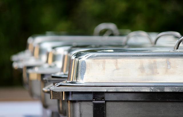 Nepostradatelné vybavení do každé profesionální kuchyně