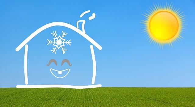 klimatizace v domku