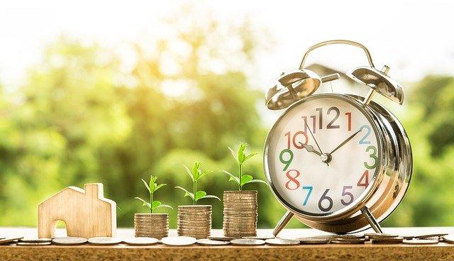 znázornění splácení hypotéky