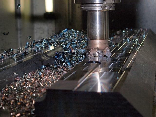 CNC stroje pracují s naprostou přesností